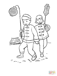 christmas eve in china coloring page free printable coloring pages