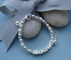Name Bracelets Gold Silver Gold Rose Gold Name Bracelets U2013 Babybeadtreasures