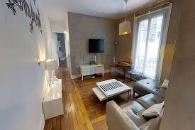 2 bedroom apartments paris paris batignolles rue des moines monthly furnished rental 2