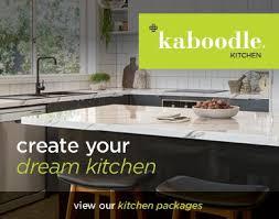 kitchen kaboodle furniture kaboodle bunnings warehouse