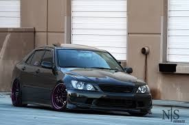 lexus altezza modified minheeer u0027s build thread with hella flush and just stance feature