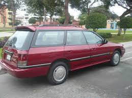 subaru station wagon 1992 subaru legacy information and photos momentcar