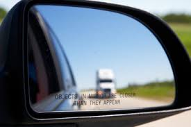 Best Place For Blind Spot Mirror How To Adjust Your Mirrors To Minimize Your Blind Spot Howstuffworks