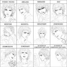 Expressions Meme - pixiv expression meme by jounetsunoakai on deviantart