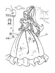 princess barbie doll castle coloring coloring sun