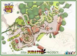 lost kingdom an artists impression of the new land at paultons park
