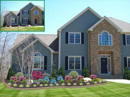 Home And Yard Design by Front Yard Landscaping Ideas Plants Pinterest Front Yards