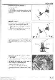 2014 2016 honda nss300 a forza scooter service manual 61k0402 ebay