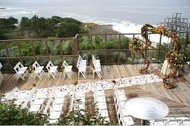 monterey wedding venues wedding venues wedding in monterey bay area
