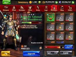 eternity warrior apk new mod eternity warriors 3 v3 0 1 apk data 28 09 2014