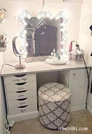 bedroom makeup vanity bedroom makeup vanity with lights luxury vanities design in 13