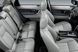 land rover white interior new age of discovery
