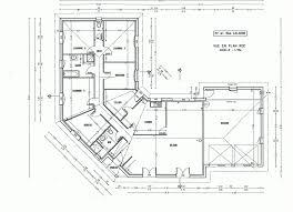 plan maison plain pied 5 chambres meilleur de plan maison étage 4 chambres ravizh com