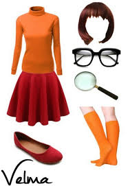 velma costume diy velma costume a costume that s unique and fits well