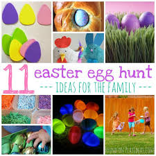 easter egg hunt ideas 11 creative ideas for the family easter egg hunt