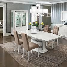 dama bianca dining modern formal dining sets dining room furniture