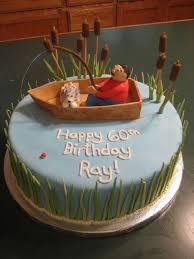 213 best fishing cakes images on pinterest fishing cakes