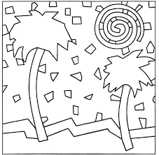 mosaic printables free coloring pages art coloring pages
