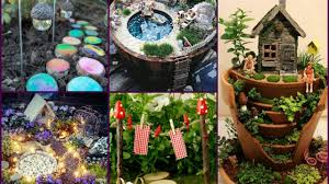 amazing diy fairy garden decorating ideas miniature fairy garden