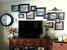 Living Room Design Television Design Tv Table Wooden Clipgoo Living Room Flat Screen Television