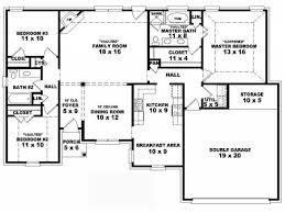 one house plans with 4 bedrooms house plans 4 bedrooms one floor ideas fabulous collection with on