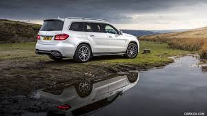 mercedes wallpaper 2017 2017 mercedes amg gls 63 uk spec side hd wallpaper 37