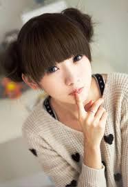 kawaii hairstyles no bangs cute short asian hairstyles asian hairstyles pinterest asian