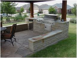 Simple Small Backyard Ideas Backyards Terrific Simple Outdoor Patio Kitchen Design 2013 47