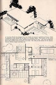 Mid Century Modern Ranch House Plans 67 Best Midcentury Floor Plans Images On Pinterest Modern House