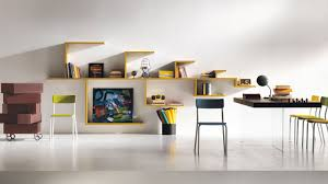 furniture modern bookshelves kropyok home interior exterior designs