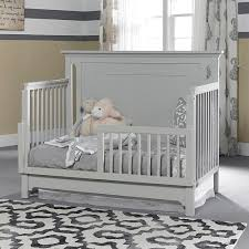 Convertible Crib Toddler Bed Rail Ti Amo Palazzo Toddler Guard Rail Grey Ti Amo Toys R