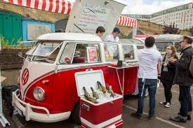 vintage volkswagen truck retail hell underground funny food trucks that were once