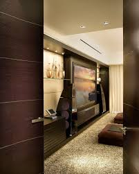 Home Theater Design Nyc Elk Grove Theater For A Contemporary Home Theater With A Aventura