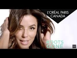 commercial actresses canada eva longoria for root cover up l oréal paris canada youtube