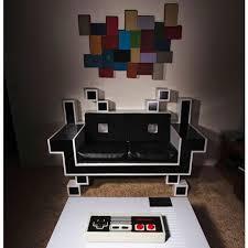 Nintendo Controller Coffee Table Gamer Room Sala Gamer Gamerstuffs Gamer Nerdstuffs Nerd