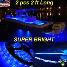 pontoon boat led light kits led boat deck lights amazon com rigid industries 40091 cool white