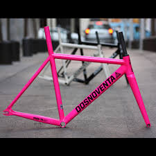 bentley blue powder coat dosnoventa houston pink fluor frame aluminium columbus airplane