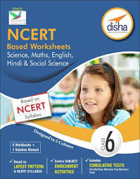 ncert based worksheets for class 6 science maths english
