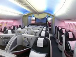 Boeing 787 Dreamliner Interior Cleaning Qatar Airway U0027s Boeing 787 Dreamliner Immaculate Flight