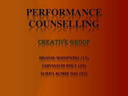 Counselling At Workplace Ppt Performance Counselling