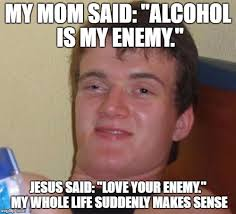 Love My Mom Meme - this title is your enemy imgflip