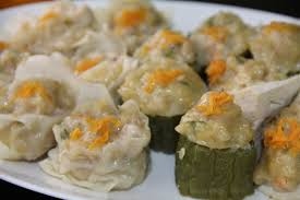 membuat isi siomay icha s kitchen siomay bandung explore to the deep fly to the top