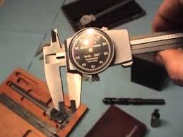 dial caliper use youtube