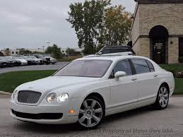 custom bentley arnage used bentley continental flying spur for sale motorcar com