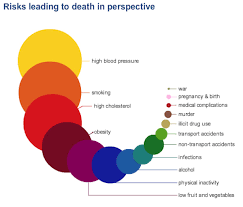 the things most likely to kill you in one infographic business