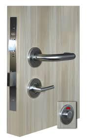 Complete Commercial Bathroom Lock Door Handle Sets Doorstuff - Bathroom door knob with lock
