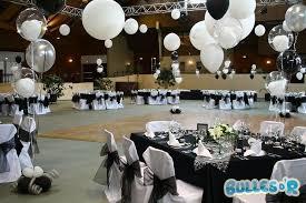 decoration mariage noir et blanc deco salle mariage noir et blanc mariage toulouse