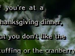 thoughts thanksgiving advice from saturday live