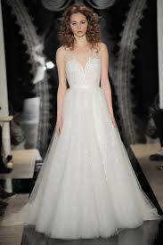 wedding dress new york reem acra 2014 bridal collection new york bridal fashion week
