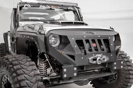 jeep matte white grumper fab fours